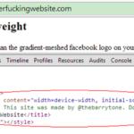 响应式网页设计简单入门