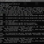 百度开源深度学习框架PaddlePaddle安装配置
