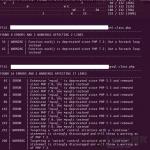 PHP 7.0 7.1 7.2 7.3 兼容性检测